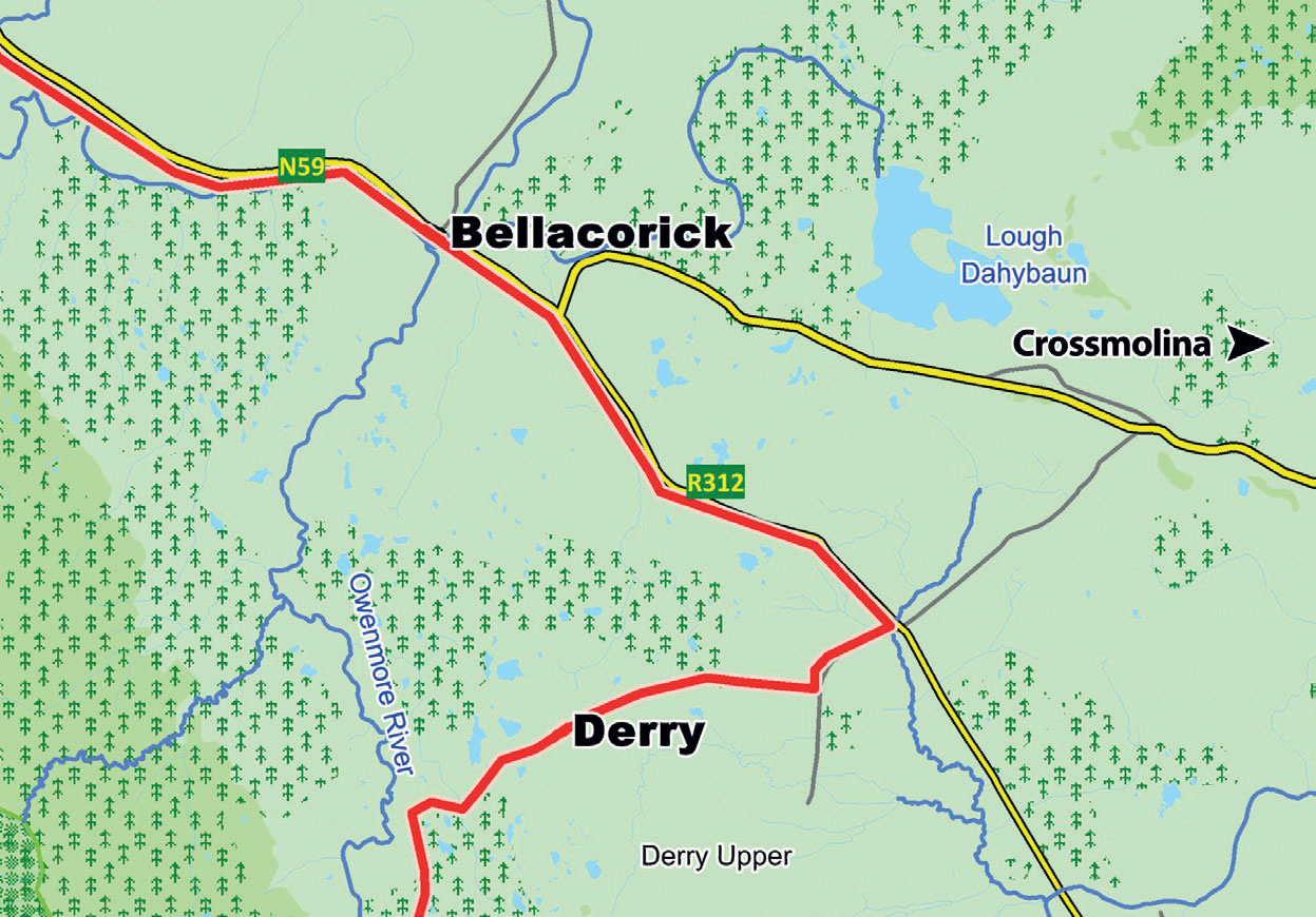 Derry-to-Bellacorick